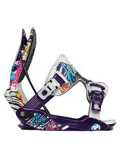 Snowboard Binding Flow Minx-SE Women's Snowbording Bindings