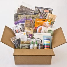 Enter Our #NationalCraftMonth $100 Craft Box Giveaway!