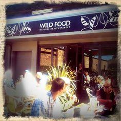 Wild Food Organic Cafe Bowral Natural Health, Galleries, Happiness, Neon Signs, Organic, Explore, Nature, Food, Cafes