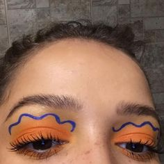 May 2020 - 21 Abstract Makeup Looks That Are Totally Selfie-Worthy Cool Makeup Looks, Creative Makeup Looks, Unique Makeup, Cute Makeup, Pretty Makeup, Simple Makeup, Scary Makeup, Gorgeous Makeup, Natural Makeup