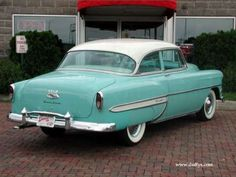 1954 Chevrolet Bel Air Coupe -