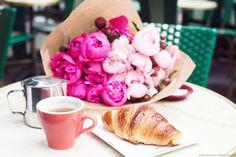 Parisian breakfast by Carin Olsson