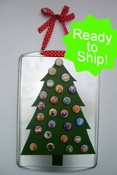 Jesse Tree Magnets Christmas Advent Countdown