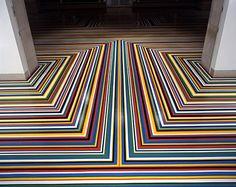 Floor by Jim Lambie