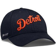 216a0bc113e Detroit Tigers Dri-FIT Swoosh Flex Stretch Fit Cap by Nike - MLB.com