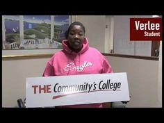 THE Community's College Video: Eric, Christian, Lane, Matt, Verlee, Cale...