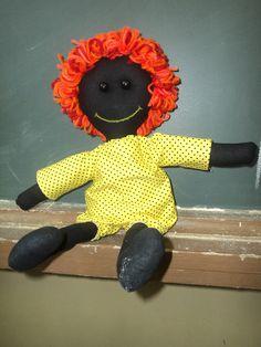 Jujuba - Mascote da turma do 2º ano. Projeto de leitura e escrita - Diário da Jujuba