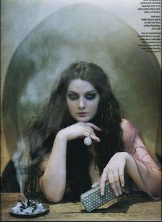 Johanna Dray, Gala magazine by Patrick Swirc 2008