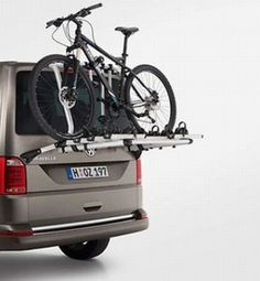 NEW T6 Bike Rack Tailgate Genuine VW T6 Transporter Caravelle California IN STOCK!!!!! :)