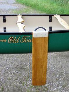 Looks like an easy entry to canoe sailing aid!