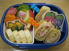 Bento-Mania.....verrückt nach der japanischen Lunch Box