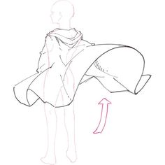 How-to Draw a Blustery Gustery Cape. ⚙Visit the art shop for small and … Comment dessiner un cap de venteux … Drawing Reference Poses, Drawing Skills, Drawing Techniques, Design Reference, Drawing Tips, Drawing Sketches, Injured Pose Reference, Pencil Drawings, Drawing Poses Male