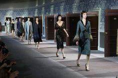 Le défilé Louis Vuitton automne-hiver 2013-2014