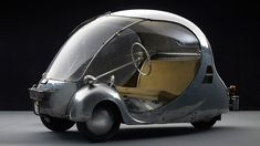 17 of the Most Beautifully Bizarre Cars Ever Designed | Autopia | WIRED