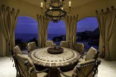 Houston Home Fabrics, Accessories, and Decor | Interior Design Services | Woodlands Fabrics & Interiors | outdoor Dining Draperies