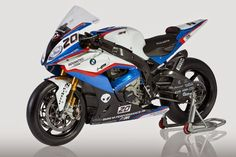 BMW S 1000 RR WSBK S.Barrier 2015