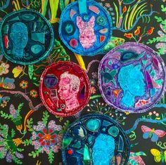Artist Spotlight Series: Doug Meyer A grouping of Cameos by Doug Meyer.