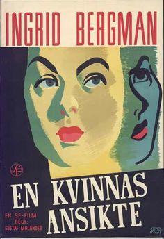A Woman's Face (En kvinnas ansikte, 1938), Gustaf Molander