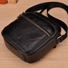 Hot sell genuine leather men bags brand men small messenger bag fashion mini men's shoulder bag high quality crossbody Male bags www.bernysjewels.com #bernysjewels #jewels #jewelry