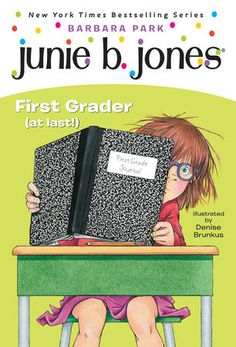 Being in first grade means having to get used to a whole new classroom, teacher, and classmates. But the worst part? When Junie B. tries to read words on the chalkboard, she can't seem to see what everyone else is seeing!