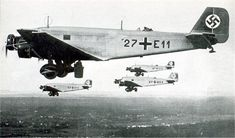 Mystery of the underwater time capsule is solved: Plane is identified as a  JU-52 carrier  - http://www.warhistoryonline.com/war-articles/nazi-plane-found-underwater.html