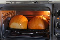 Read 'Just Short of Crazy's' review of the #WolfgangPuckOven :) #pumpkins