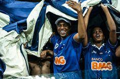 torcida do Cruzeiro Esporte Clube - Estádio Mineirão | Belo Horizonte | Brasil  foto:  Elmo Alves