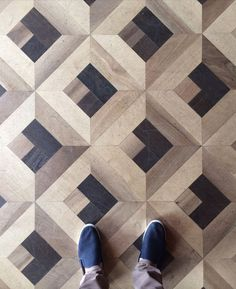Floors often don't get a lot of love, maybe because most people don't spend a lot of time looking at their feet