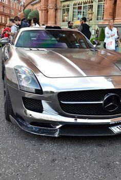Mercedes SLS AMG Oakley Design Carbon Edition C