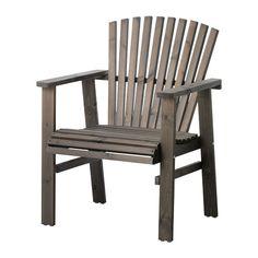 SUNDERÖ Chaise avec accoudoirs, extérieur  - IKEA