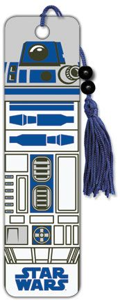 Star wars - R2D2 - Collectors Beaded Bookmark