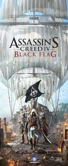 Key Visual Assassin's Creed IV Black Flag