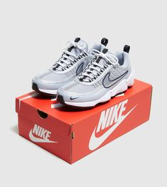 reputable site 942f5 cf8f0 Nike Air Zoom Spiridon Ultra Femmes Sneakers Femme, Chaussure, Nikes Gris,  Zoom De