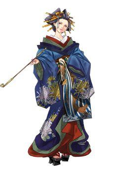 Japanese Theme, Japanese Art, Sketch Inspiration, Character Inspiration, Character Concept, Character Art, Geisha Art, Geisha Anime, Mode Kawaii