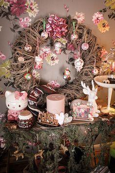 Hello Kitty Christmas by kbo, via Flickr