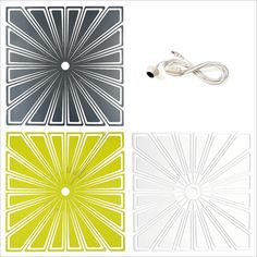 Bendant Lamp – Flat-packed Chandelier by Jaime Salm | Yanko Design