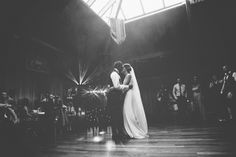 Chantal Lachance-Gibson photography /  Vintage wedding / whimsical wedding / Loch Lomond wedding photographer / first dance