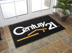 Century 21 Real Estate Logo Rug