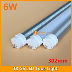 1ft LED Bi-Pin Tube Light 6W