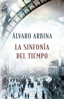 Los libros de Dánae: La sinfonía del tiempo.- Álvaro Arbina