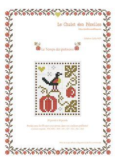 Fall Crows Free Vintage Style Image-Printable