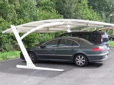 Image result for aluminium cantilever carport