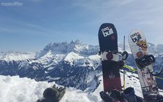 Snow trip in the French Alps is the best way possible to make your yearly ski session unforgettable! French Alps, Yearly, Mount Everest, Skiing, Snow, Good Things, Mountains, Nature, Travel