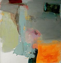 ♒ Art in the Abstract ♒ modern painting - Madeline Denaro