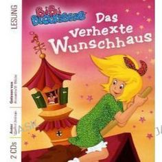 Hörbuch: Bibi Blocksberg - Das Wunschhaus Von Vincent Andreas, Audiobooki w języku niemieckim <JASK>