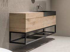 Vanity unit / washbasin LESS | Vanity unit by Moab80