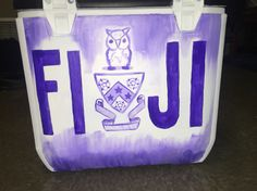 Fiji formal cooler