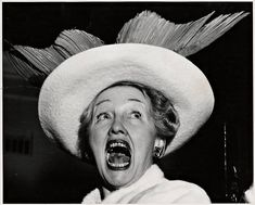 Weegee, Hopper's topper, 1948  Weegee/International Center of Photography/Getty Images