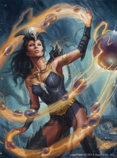 Laochra is the goddess of female warriors and leaders, as well as the unrealized potential in all beings, and embodies the power of a woman. Her symbols are jewelry, the sword, and her sacred animals are all big cats. She believes the cat is the perfect example of the grace and power of women.
