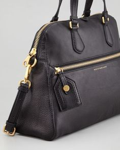 MARC by Marc Jacobs Globetrotter Calamity Bag, Black - Bergdorf Goodman